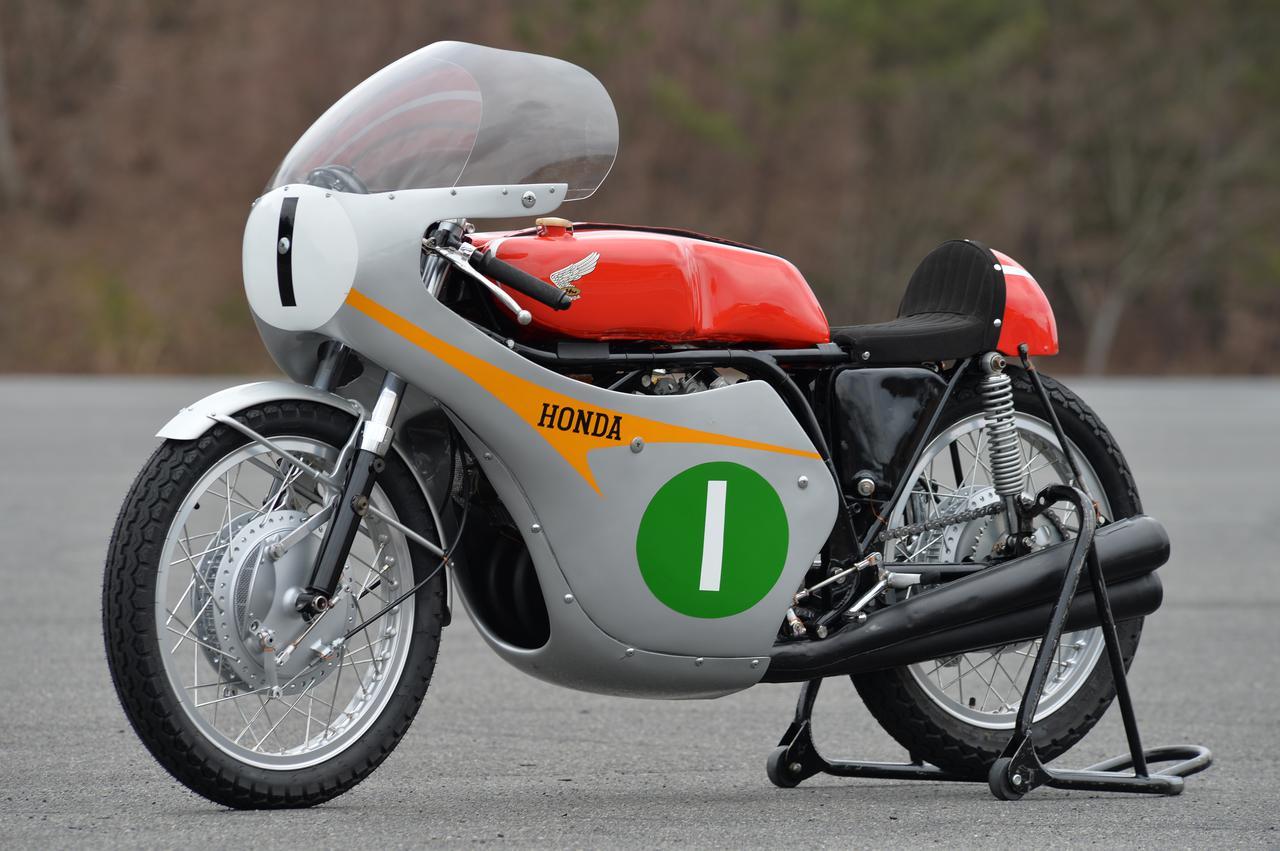 Images : 5番目の画像 - ホンダ歴代のレーシングマシン動態確認テスト 画像一覧(クリックして拡大) - A Little Honda | ア・リトル・ホンダ(リトホン)
