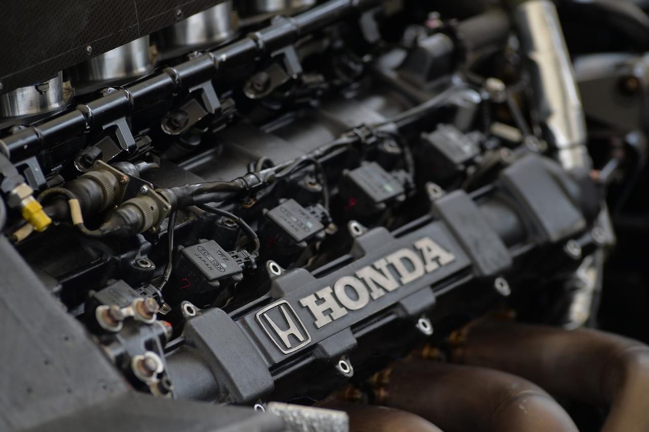 Images : 6番目の画像 - ホンダ歴代のレーシングマシン動態確認テスト 画像一覧(クリックして拡大) - A Little Honda   ア・リトル・ホンダ(リトホン)