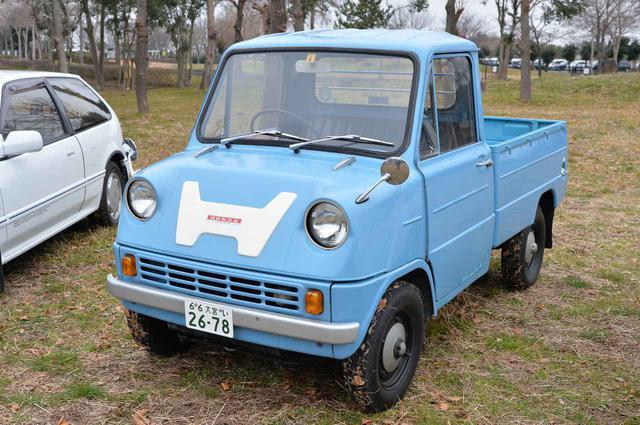 画像: レア車続々!独創的な70年代のホンダ車たち【地球に帰るまで、もう少し。Vol.38】 - A Little Honda | ア・リトル・ホンダ(リトホン)