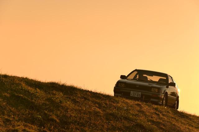 画像: 「スペシャルなCR-Xに乗らない?」魅力的な誘いの決断はいかに!?【地球に帰るまで、もう少し。vol.8】 - A Little Honda | ア・リトル・ホンダ(リトホン)