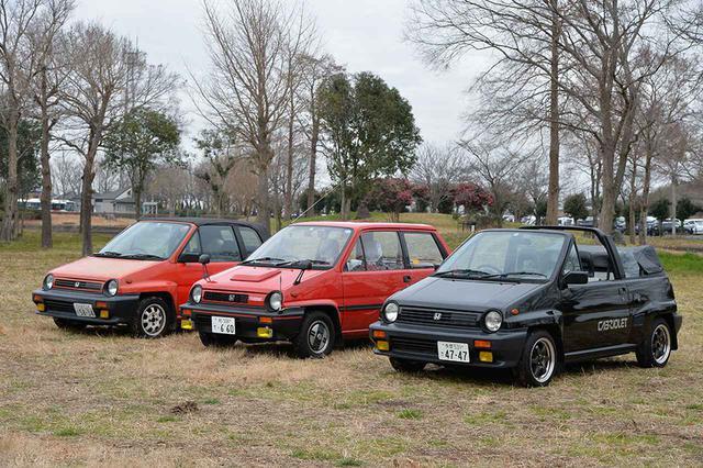 画像: 個性が光る!魅力的な80年代のホンダ車たち【地球に帰るまで、もう少し。Vol.37】 - A Little Honda | ア・リトル・ホンダ(リトホン)