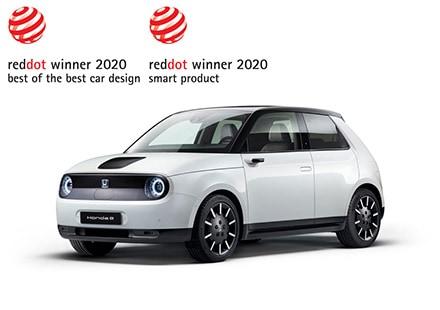 画像: 「Honda e」「CBR1000RR-R FIREBLADE」2020年レッド・ドット:プロダクトデザイン賞を受賞