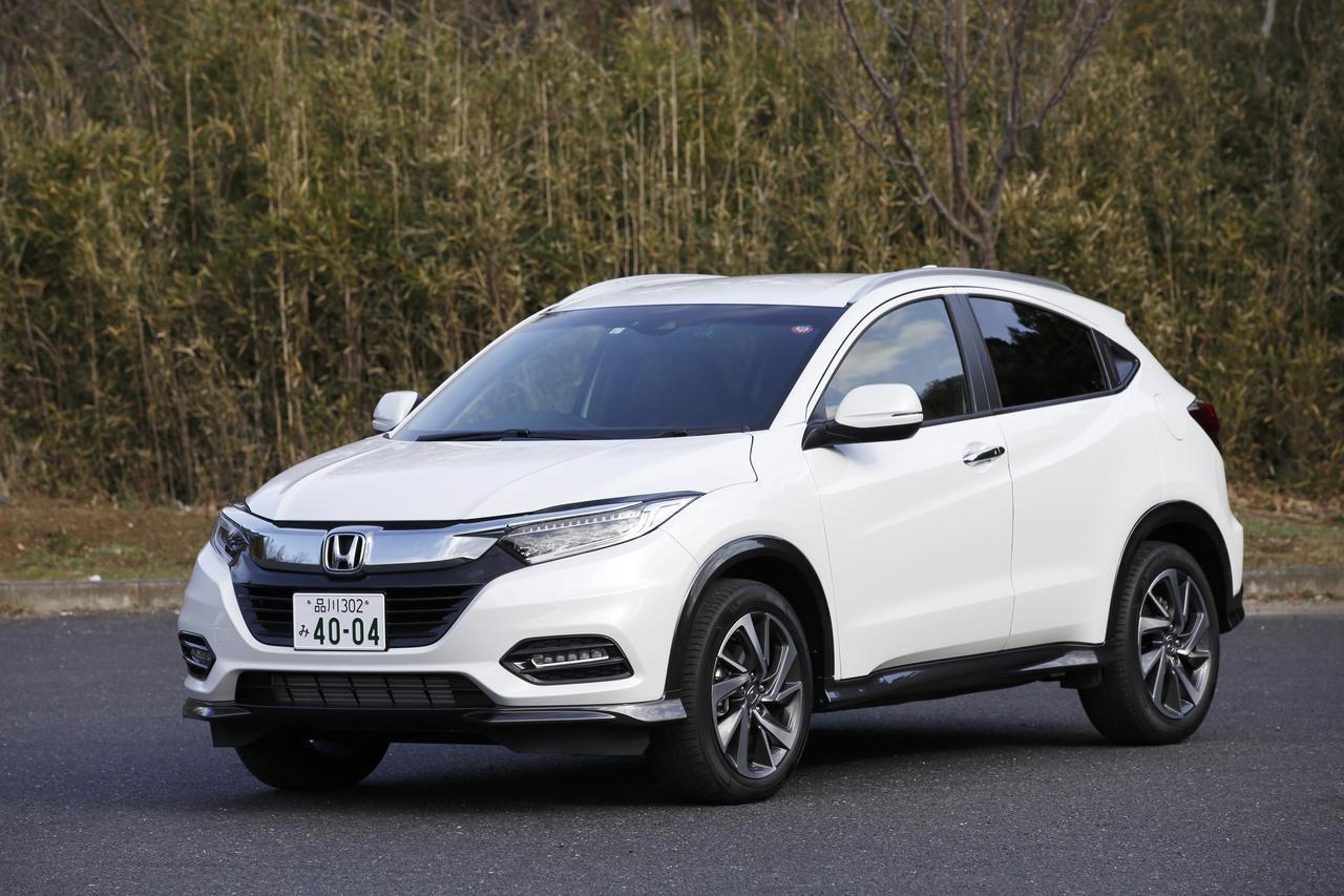画像: ホンダ ヴェゼルツーリングは欧州仕様と同じボディを手に入れた【ヒットモデルに加わった新たな魅力】 - A Little Honda | ア・リトル・ホンダ(リトホン)