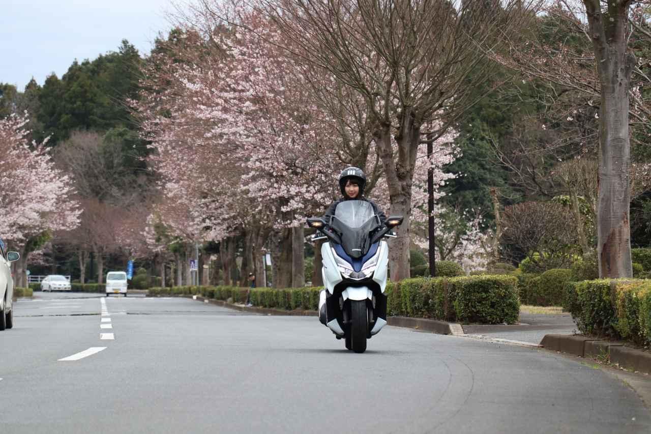 画像1: FORZAで筑波山へ向かいます!