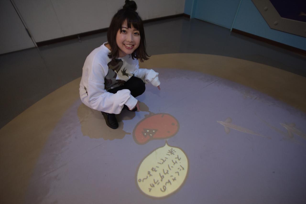 画像5: どこをみても明太子でいっぱい!まさに明太子のテーマパークですっ!