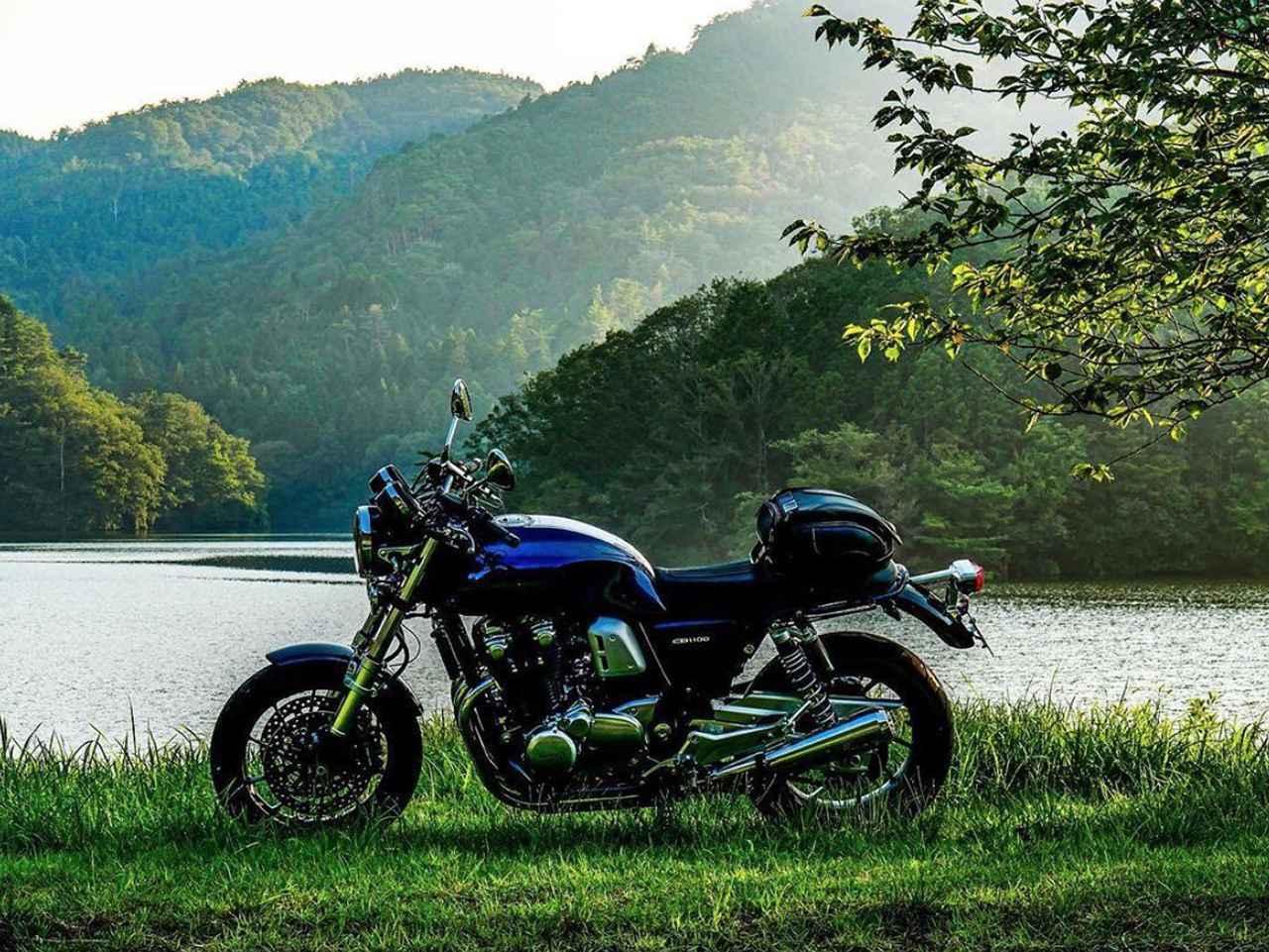 画像: 大自然をバックに溶け込むホンダバイクの存在感【リトホンインスタ部vol.97】 - A Little Honda | ア・リトル・ホンダ(リトホン)