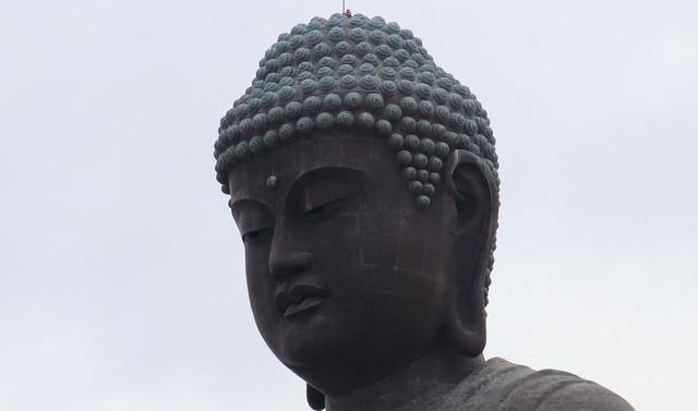 """画像3: めちゃくちゃ大きいと噂の""""〇〇大仏""""へ!!"""