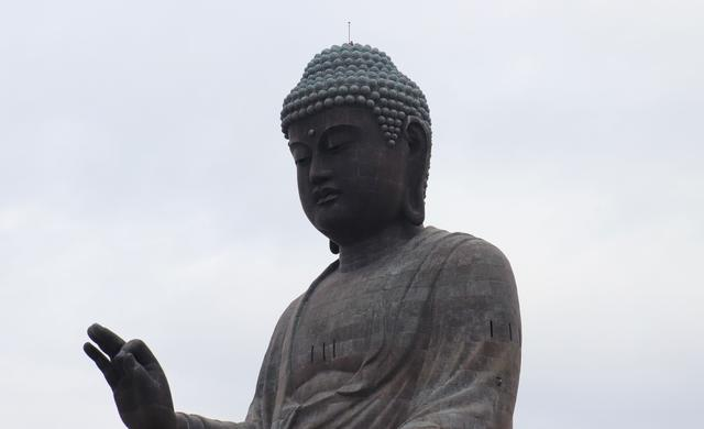 """画像2: めちゃくちゃ大きいと噂の""""〇〇大仏""""へ!!"""