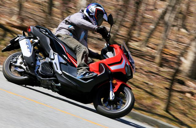 画像3: ADV150は『旅するバイク』か?