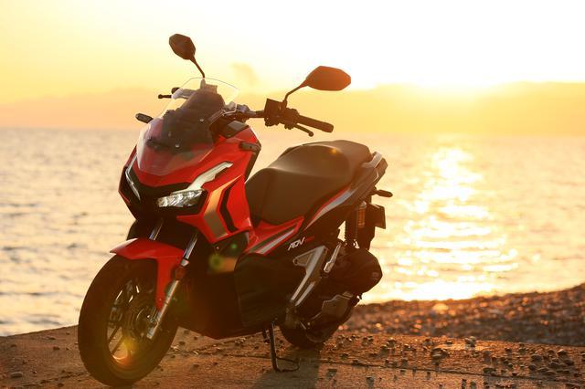 画像1: ADV150は『旅するバイク』か?
