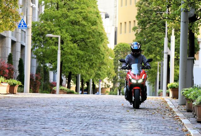 画像: ADV150って、250ccと同じ『趣味バイク』の感覚かも?