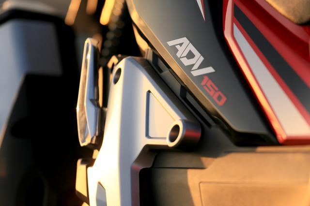 画像7: ADV150は『旅するバイク』か?
