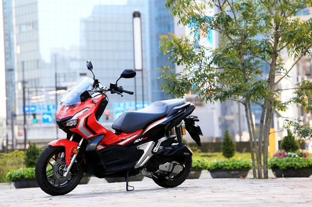 画像: ADV150って『250ccバイク』と『原付二種/125cc』の良いトコ取り?