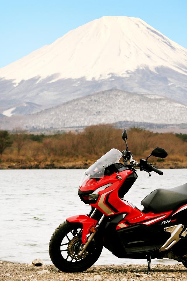 画像1: 普通のバイクにあって、ADV150に『無いもの』もある【ホンダオールすごろく/第38回 ADV150 後編】