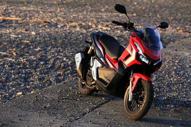 画像4: ADV150は『旅するバイク』か?
