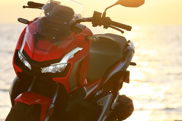 画像5: ADV150は『旅するバイク』か?