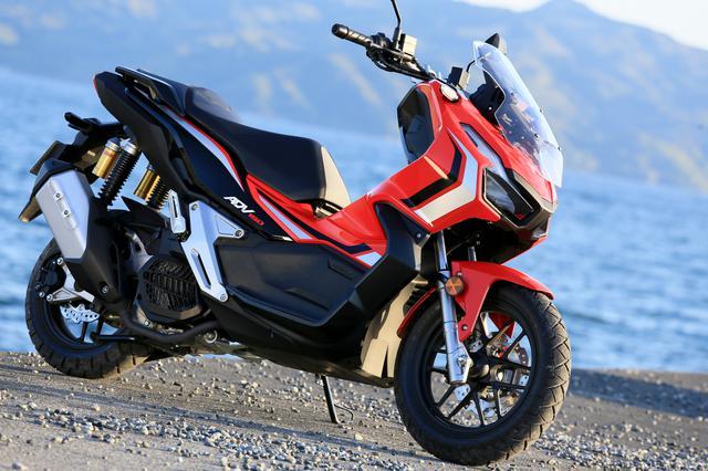画像6: ADV150は『旅するバイク』か?
