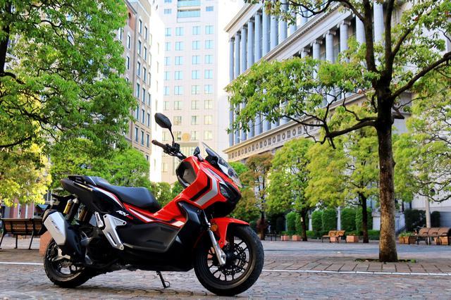 画像2: ADV150は『旅するバイク』か?