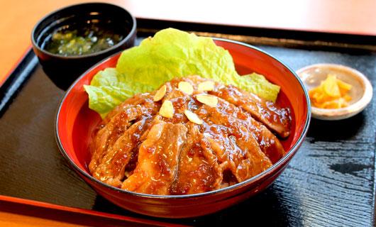 画像: 松阪牛スタミナ丼 1,740円(税込) www.iseshimaskyline.com