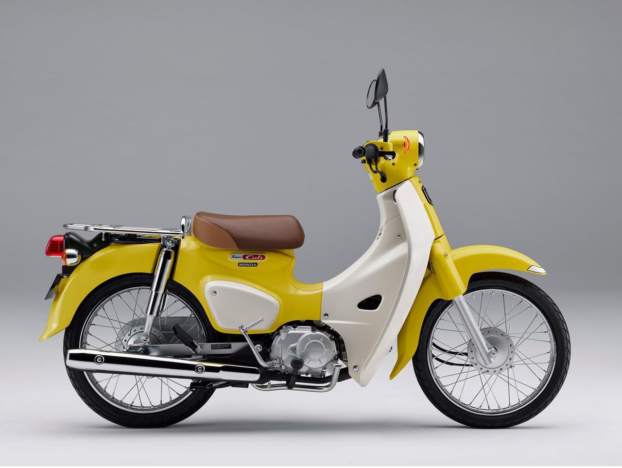 画像: 鮮やかイエロー ホンダ「スーパーカブ110」に新色が登場!! - A Little Honda | ア・リトル・ホンダ(リトホン)
