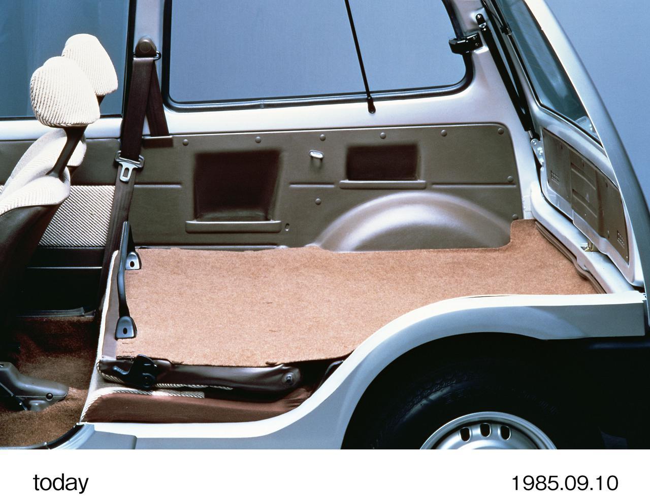 画像2: 室内長たっぷり MM思想が詰まった可愛いらしいホンダ車