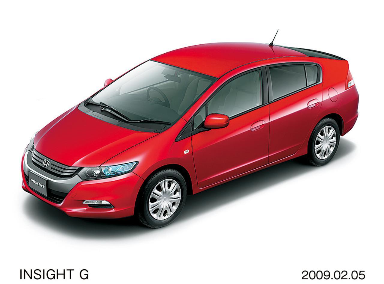Images : 9番目の画像 - ホンダインサイト関連の画像はこちら(クリックして拡大) - A Little Honda | ア・リトル・ホンダ(リトホン)