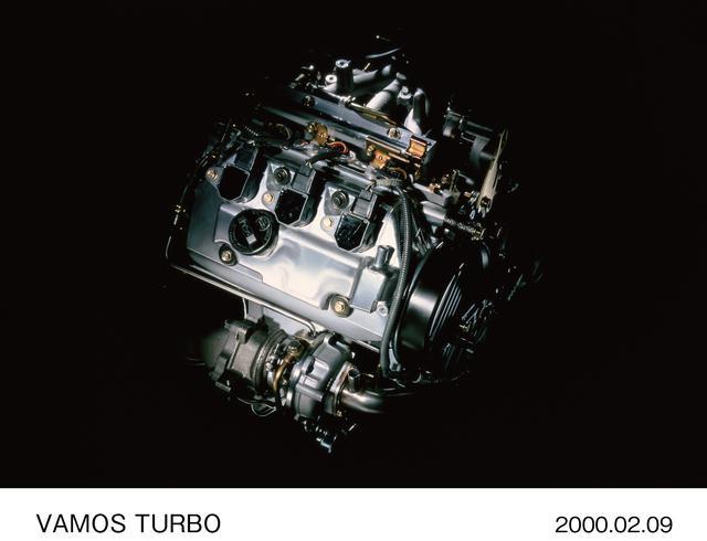 画像: エンジン