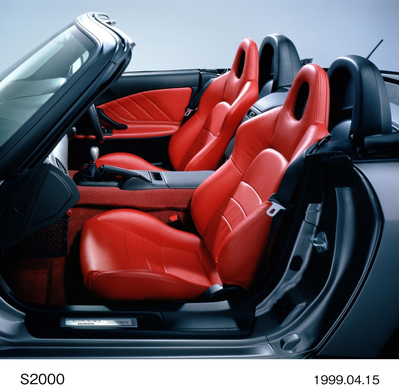 Images : 7番目の画像 - ホンダ S2000関連画像(クリックして拡大) - A Little Honda | ア・リトル・ホンダ(リトホン)