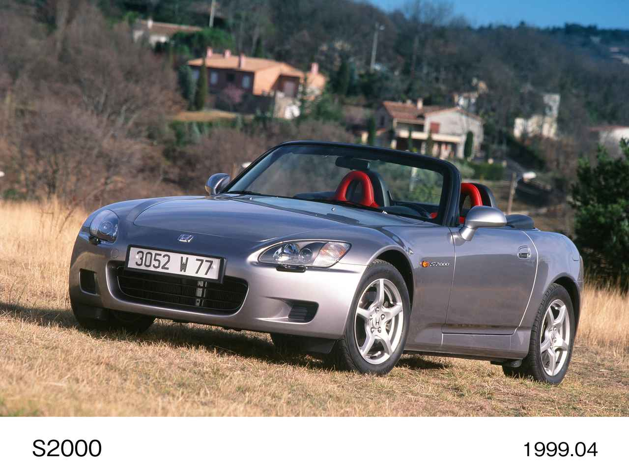 Images : 1番目の画像 - ホンダ S2000関連画像(クリックして拡大) - A Little Honda | ア・リトル・ホンダ(リトホン)