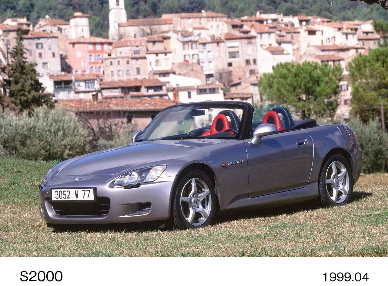 Images : 2番目の画像 - ホンダ S2000関連画像(クリックして拡大) - A Little Honda | ア・リトル・ホンダ(リトホン)
