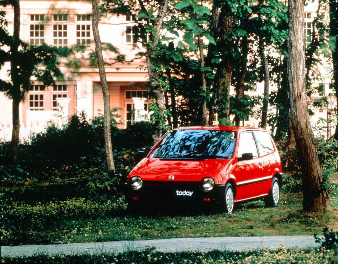 画像: 今のホンダの軽自動車の原点は35年前のトゥデイにあった!【みんなの知らないホンダvol.11】 - A Little Honda | ア・リトル・ホンダ(リトホン)