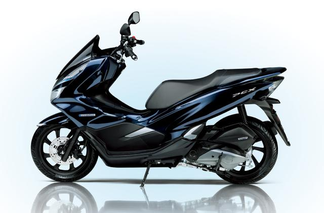 画像: Photo:PCX HYBRID www.honda.co.jp