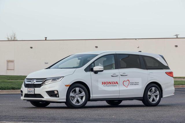 画像: COVID-19と戦うホンダ!! 日本だけでなく、アメリカも支援!! - A Little Honda | ア・リトル・ホンダ(リトホン)