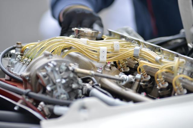 画像: 1965年 最終戦メキシコGPで初優勝を飾ったRA272