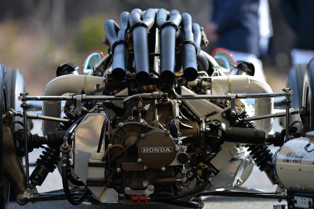 画像5: ホンダのレーシングマシンをマニアックに観察する【地球に帰るまで、もう少し。Vol.41】