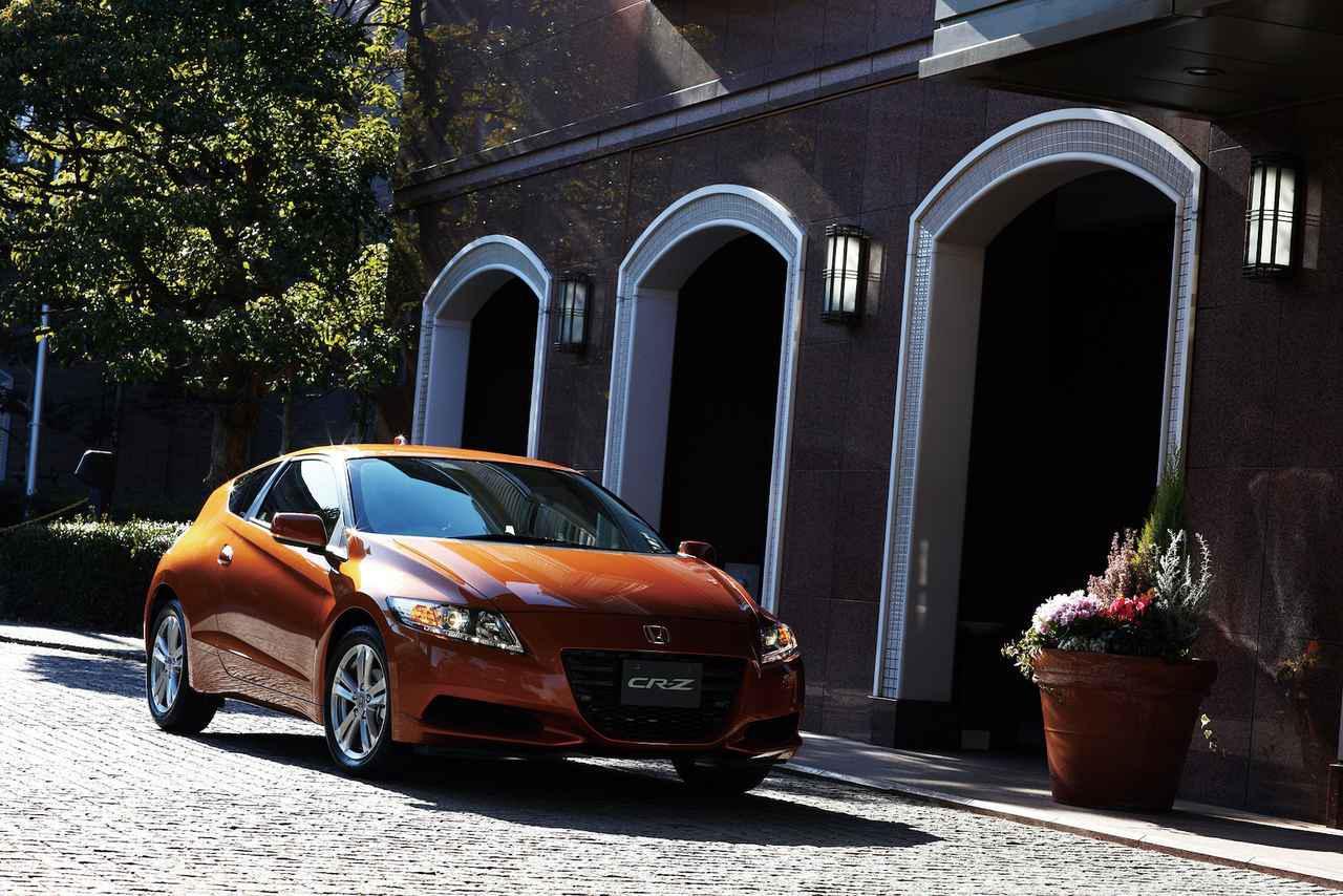画像: カッコ良いCR-Zは「ハイブリッドでスポーツ」のアイデアが満載だった【みんなの知らないホンダvol.15】 - A Little Honda | ア・リトル・ホンダ(リトホン)