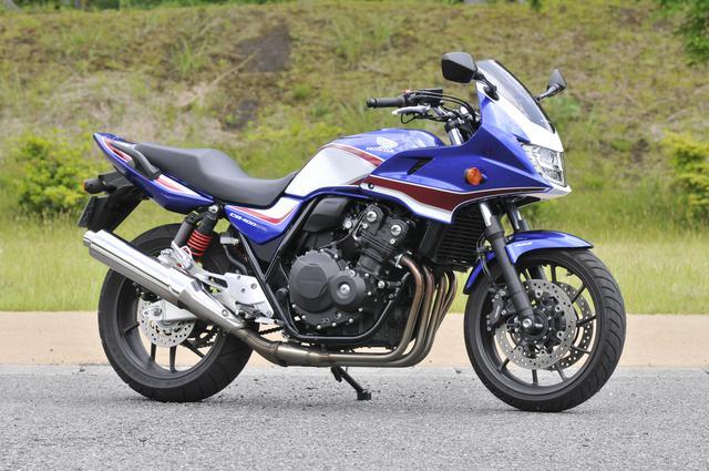 画像2: 今やCB400SBは完全に高級バイク?