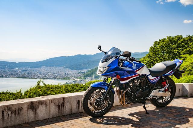 画像1: 今やCB400SBは完全に高級バイク?