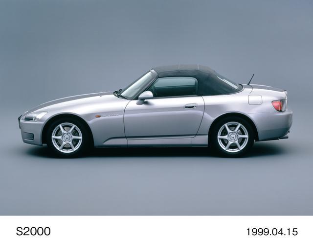 画像1: ホンダ S2000は話題が満載