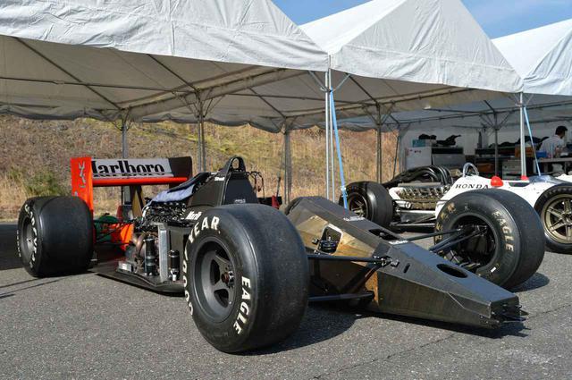 画像: ホンダのレーシングマシンをマニアックに観察する【地球に帰るまで、もう少し。Vol.41】 - A Little Honda | ア・リトル・ホンダ(リトホン)