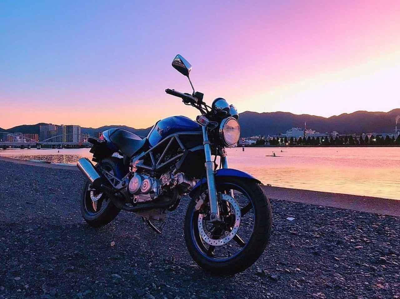 画像: 景色に染まるホンダのバイク!【リトホンインスタ部vol.108】 - A Little Honda | ア・リトル・ホンダ(リトホン)