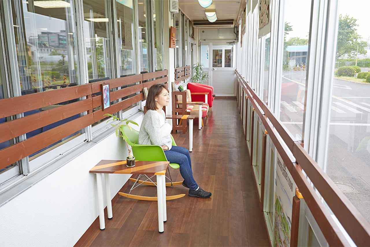 画像: オープンテラスもあり! www.ogu.co.jp