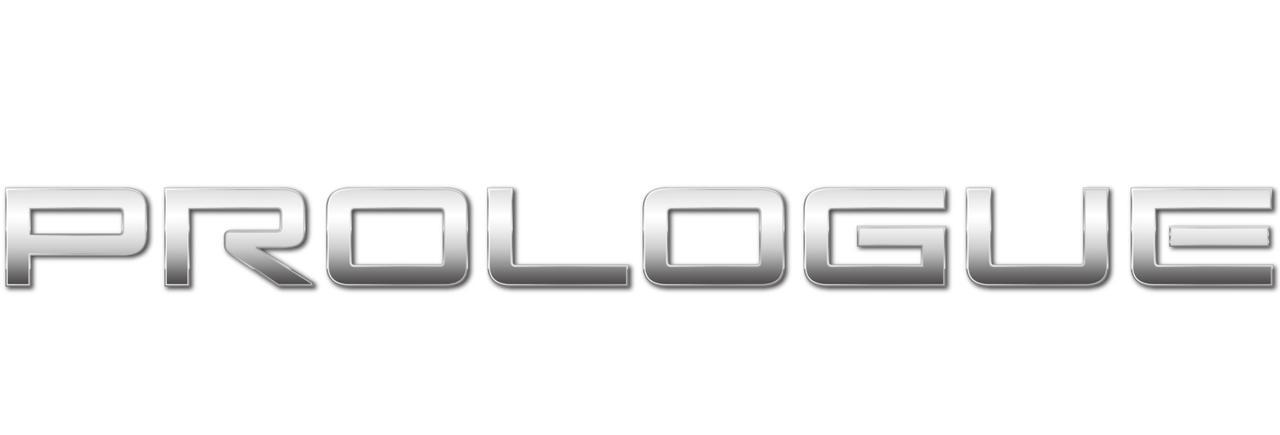 画像: プロローグ ロゴデザイン