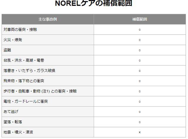 画像2: Norelケア
