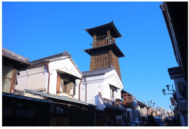 画像: 蔵造りの街並み