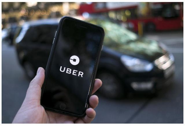 画像: Uberって?