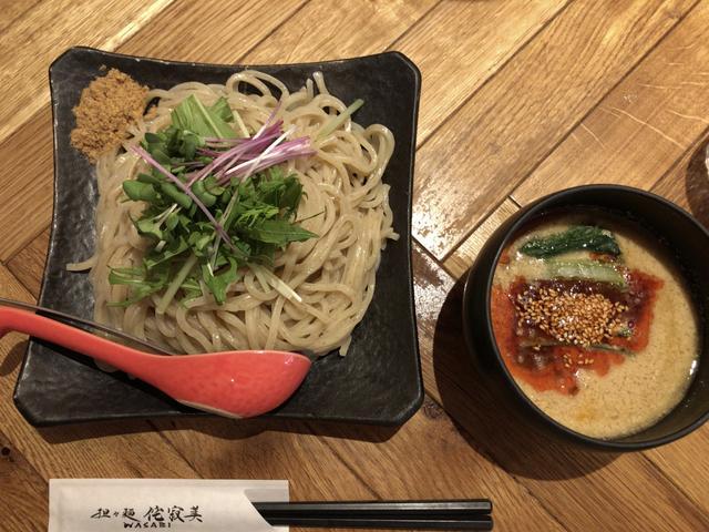 画像: 美味しい担々麺!