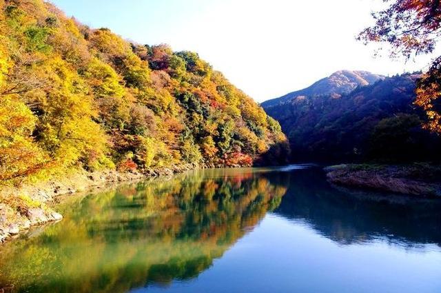 画像: 相模湖