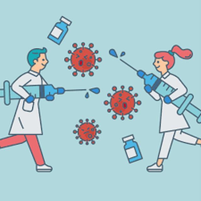 画像: 「コロナ」ワクチン接種