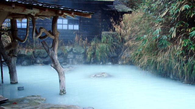 画像: 鶴の湯温泉(秋田県 乳頭温泉)